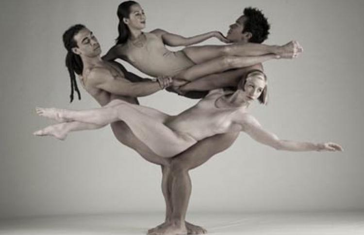 "PILOBOLUS Dance Theatre (США) с программой ""Shadowland"" (""Страна Теней"")"