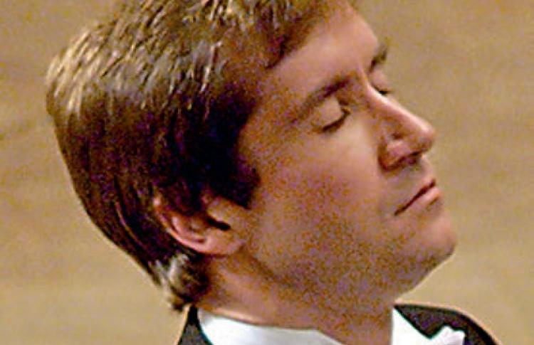 Сольный концерт Николая Луганского (фортепиано)