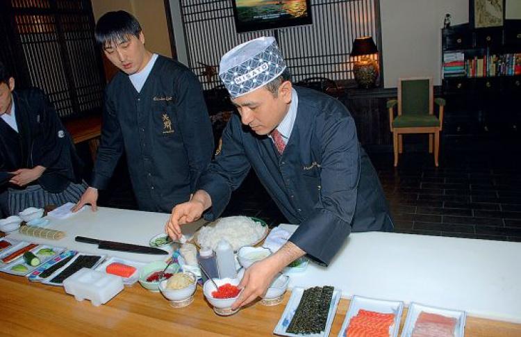 7лучших кулинарных мастер-классов