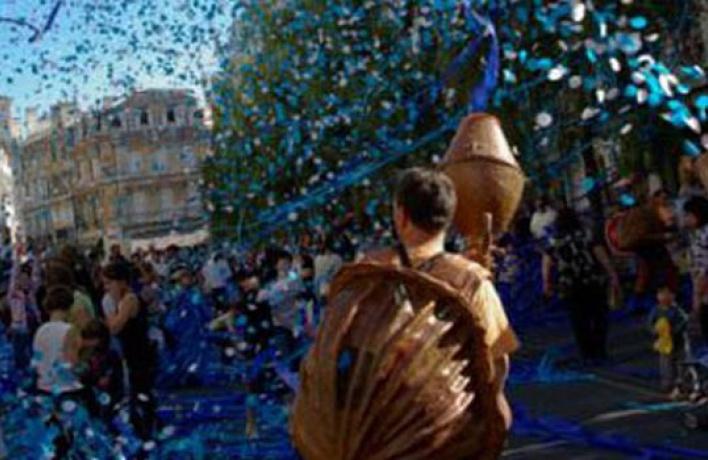 Фестиваль музыки, театра итанца навостоке Англии