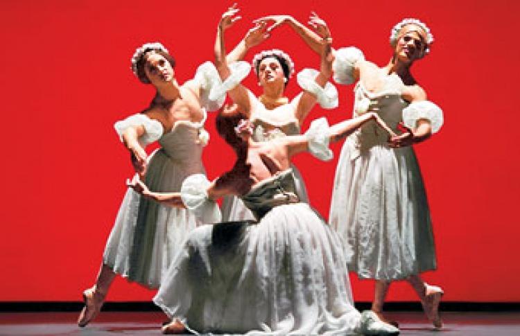 Les Ballets Trockadero de Monte Carlo (США)
