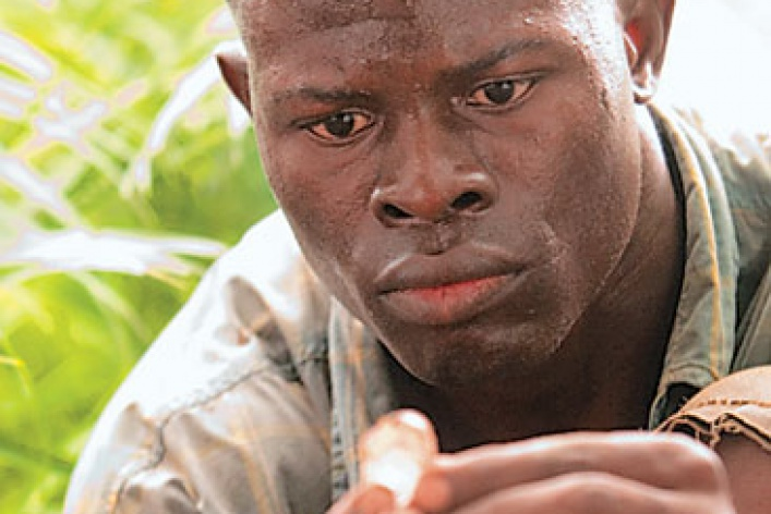 phases of tragedy in blood diamond the movie essay