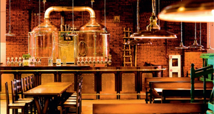 Частная пивоварня