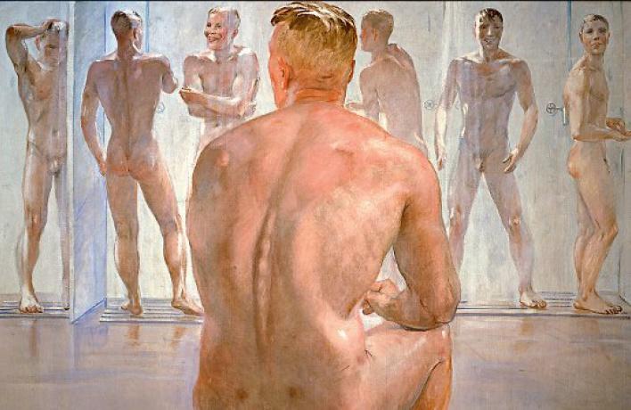 Выставка Александра Дейнеки