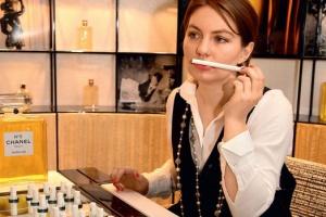 Парфюмерный бутик Chanel