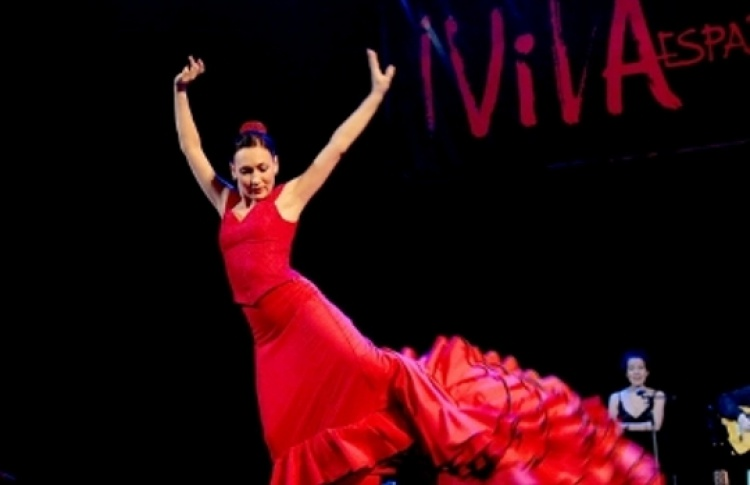 """Открытие Фестиваля испанской музыки и танца """"Viva Espana!"""""""