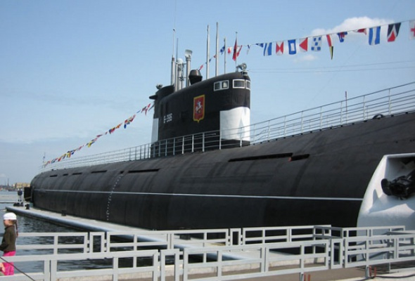 "Музей ""Подводная лодка"" - Фото №0"