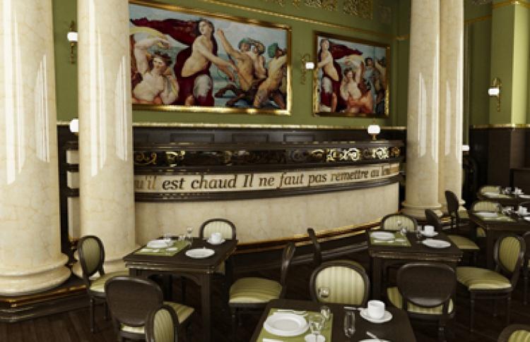 Спустя 10лет наСадовой вновь открывается ресторан «Метрополь»