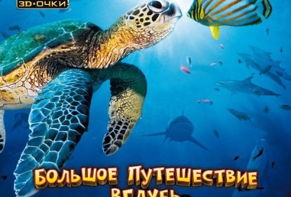 Большое путешествие вглубь океанов 3D: Возвращение - Фото №10