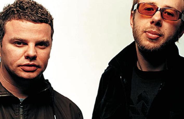 Новый альбом The Chemical Brothers
