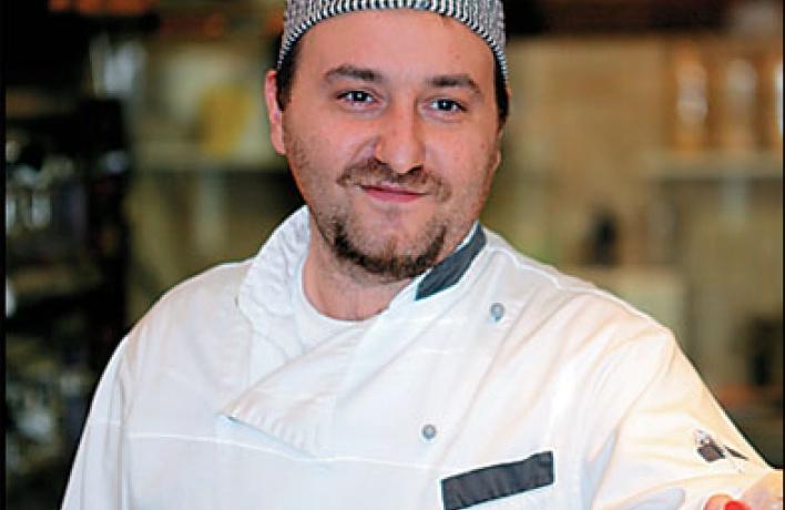 Лука Пеллино, шеф-повар ресторана DaAlbertone огриле