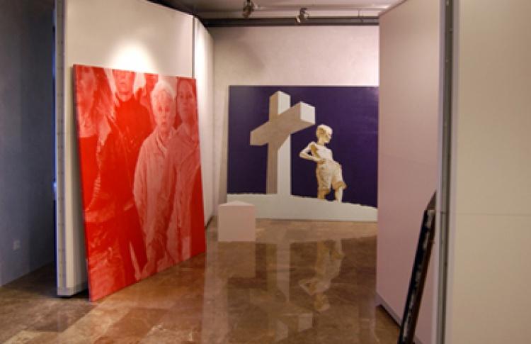 Открытие первого в Санкт-Петербурге частного музея современного искусства