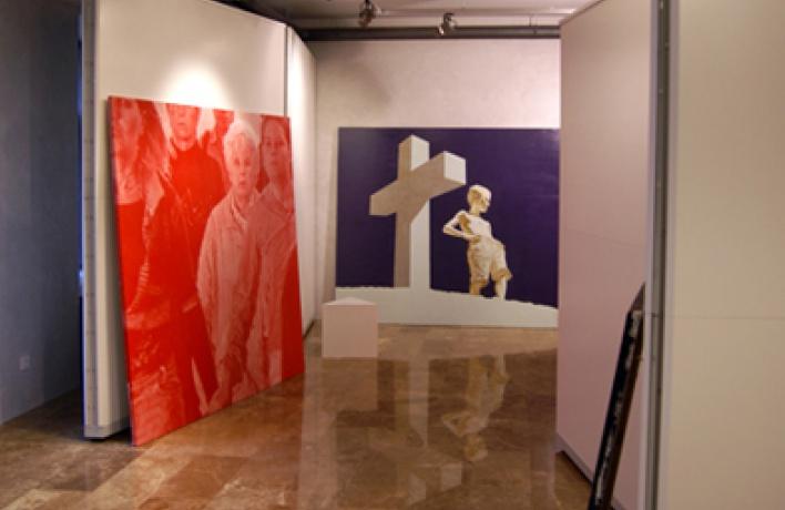04июня открывается первый вСанкт-Петербурге частный музей современного искусства «Новый музей»