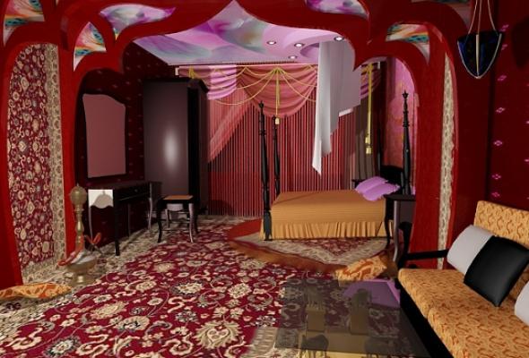 Восточная комната - Фото №2