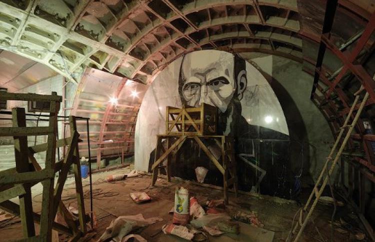 Новая станция метро «Достоевская» вызывает депрессию