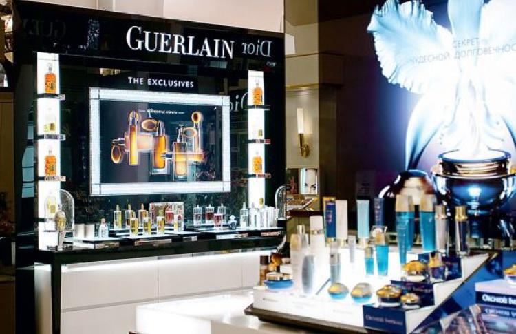 ВМоскве теперь два Maison Guerlain