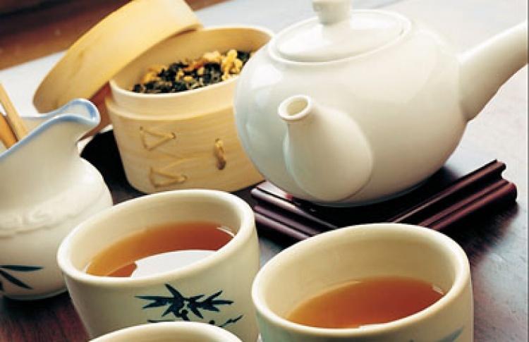 Лучший вгороде чай