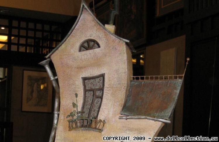 Домик в переулке
