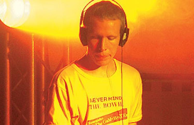 DJ Sami Koivikko (Финляндия)