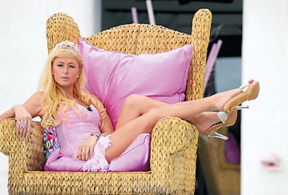 Блондинка в шоколаде - Фото №0