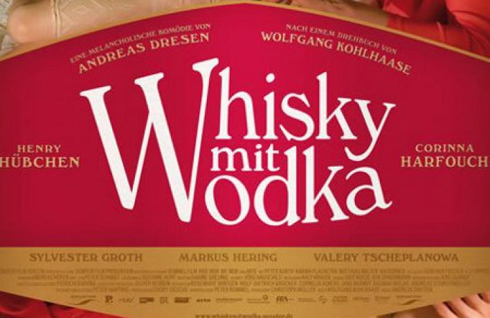 Виски с водкой