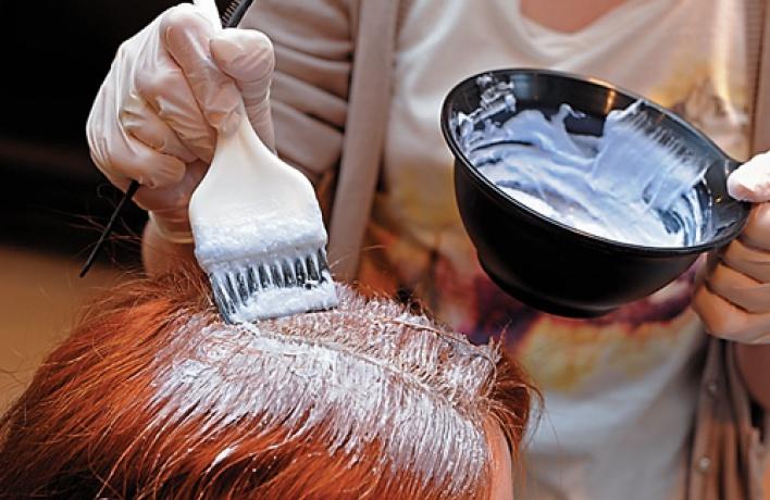 Хна— «головная боль» парикмахеров