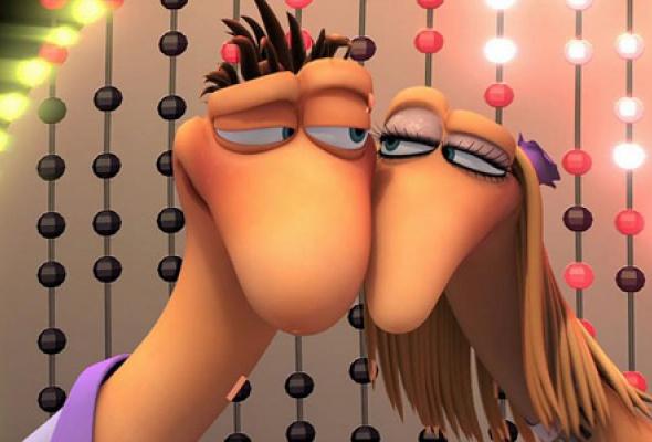 Ослепительный Барри и червяки диско - Фото №4