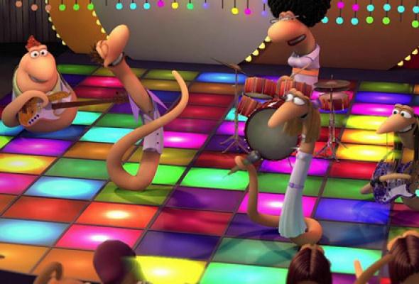 Ослепительный Барри и червяки диско - Фото №5