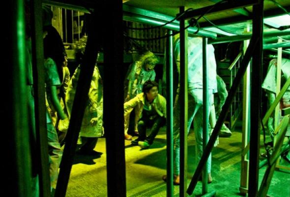 Лабиринт страха 3D - Фото №33
