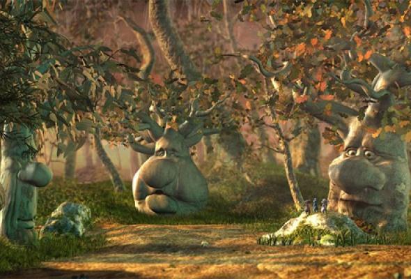 Дух живого леса - Фото №6