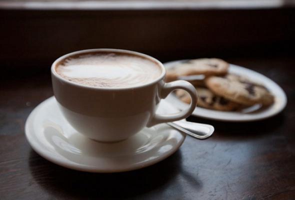 """Кафе и лавка """"Студии Артемия Лебедева"""" на Большой Никитской - Фото №1"""