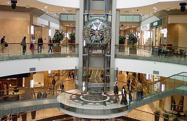 Cамый большой вРоссии торговый центр откроют встолице виюне