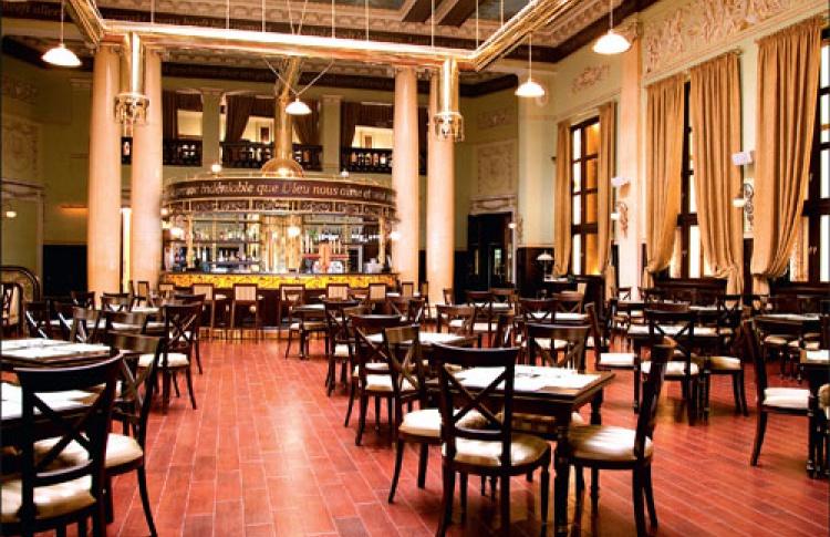 Brasserie deMetropole