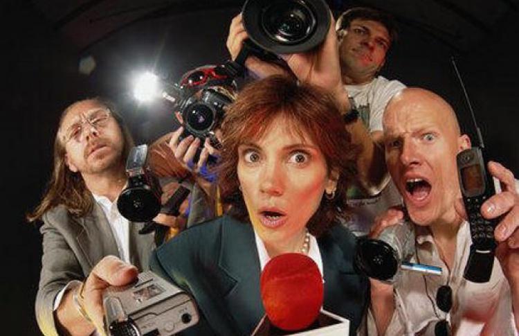 Журналисты ипиарщики по-прежнему никому ненужны