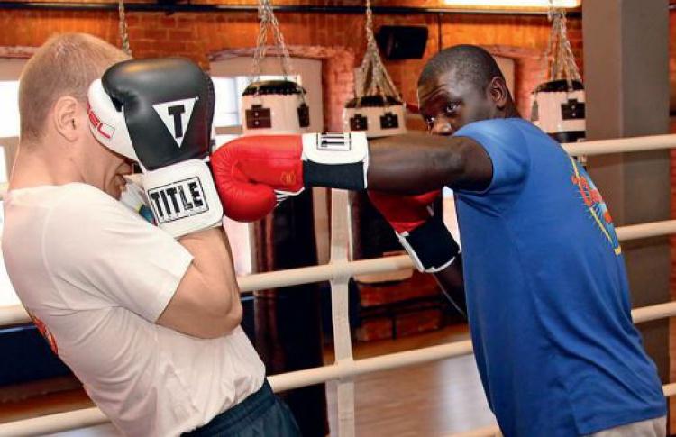 Как стать боксером