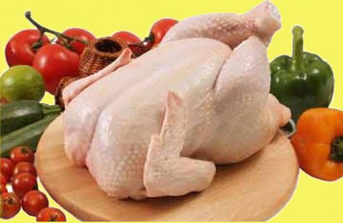 В80% московской курятины содержится сальмонелла