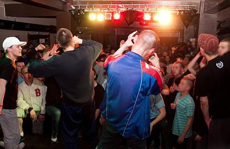 Граффити хип-хоп вечеринка 1315
