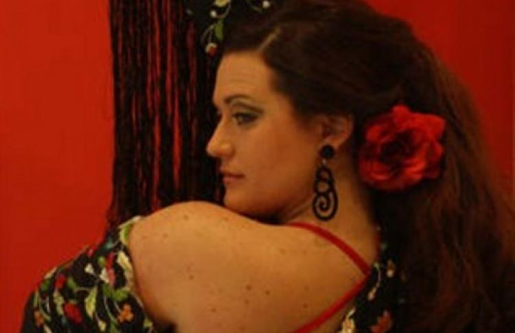 Лаура Гарсия (фламенко, Испания)