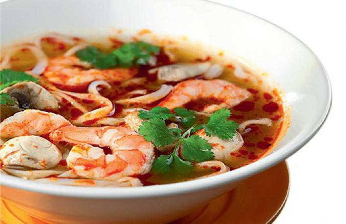 12азиатских блюд в«Планете Суши»