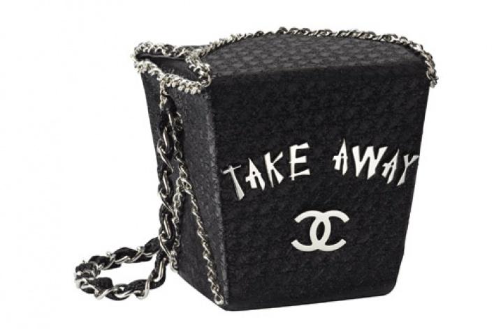 Впервые вгороде Chanel