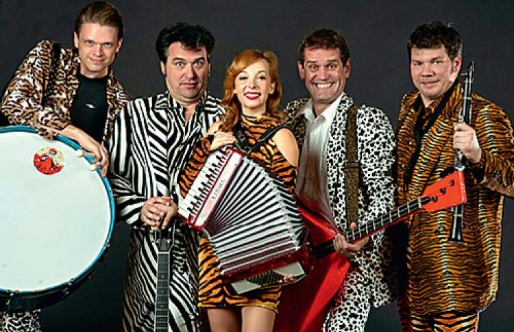 Red Elvises в«ГлавClub»