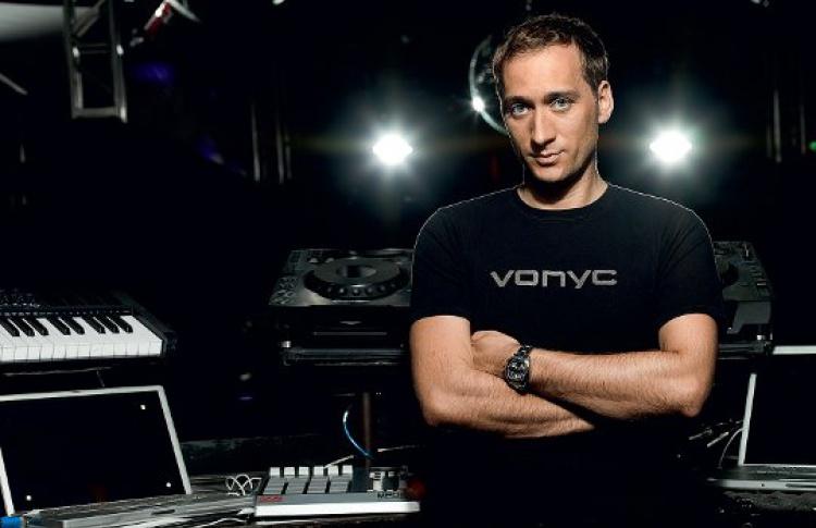 """""""Трансмиссия"""": DJ Пол ван Дайк (Германия)"""