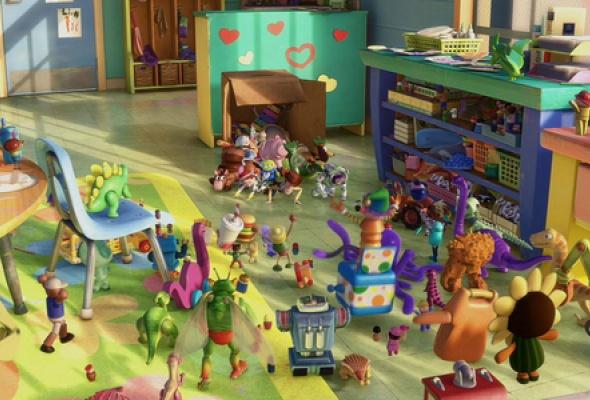 История игрушек: Большой побег - Фото №16