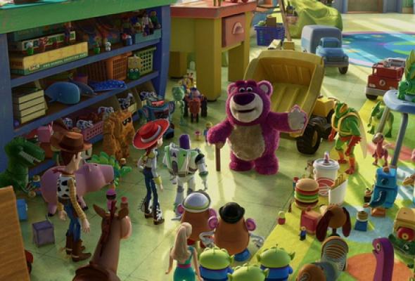История игрушек: Большой побег - Фото №20