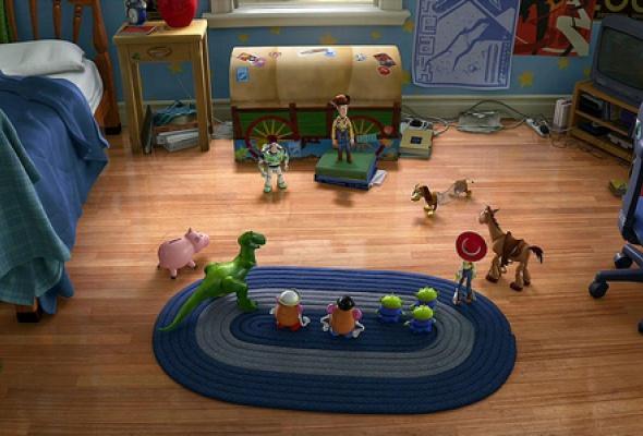 История игрушек: Большой побег - Фото №35