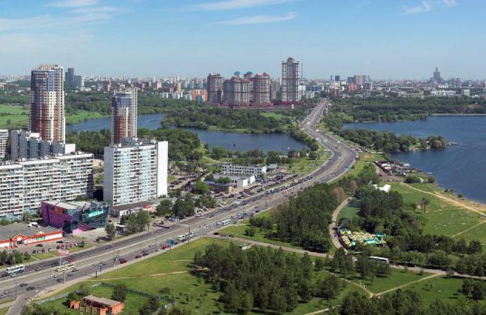 Москву поделили набогатые ибедные районы