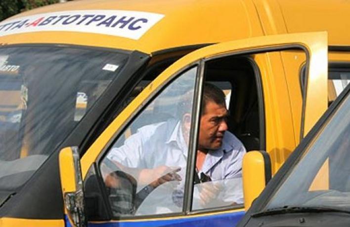 Водителям маршруток запретят все, что они любят