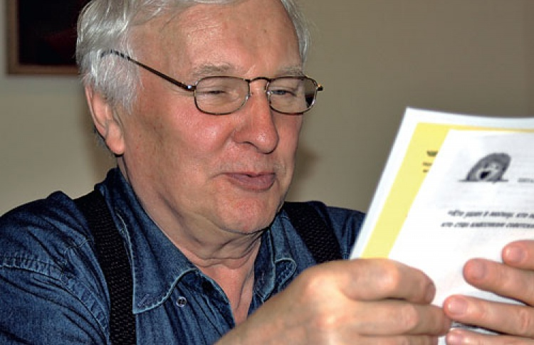 Лауреатом литературной премии «Национальный бестселлер» стал вэтом году Эдуард Кочергин.