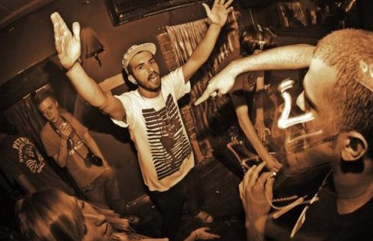 DJs Borgore (Израиль, Тель-Авив), Lens b2b Inkey (Москва), Jah Condah b2b Smokah, Fearsence b2b P.Walnamee, Choke, Doombass, ChainSaw DJs, MC FK