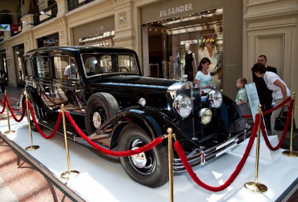 100 лет инноваций Audi - Фото №1